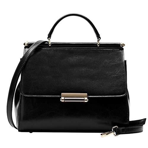 américaine carré bag pour Black à petit main pour mode PU et sac à femme de femme bandoulière Sac européenne Messenger sac 6wHA8xqxa