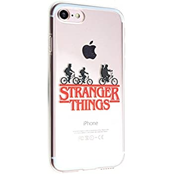 official photos 13f1e 9a1d1 iPhone 7 8 CASEMPIRE Stranger Things Bicycles Durable TPU Case Shock Proof  Never Fade Slim Fit Cover for Apple iPhone 7/8 - Stranger Things Bicycles  ...
