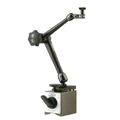 NOGA DG10533 Standard Holder with Mag Base-176 Ibs-Hold Power