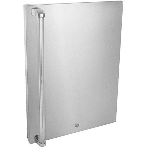 (Blaze Right Hinged Stainless Steel Door Upgrade (BLZ-SSFP-4-5))