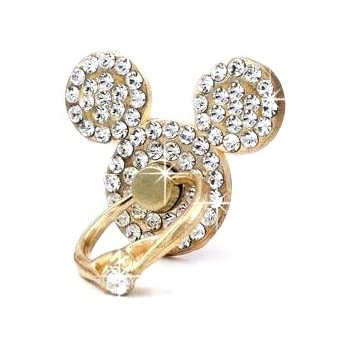 Ring In Kaars.Amazon Com Accessoryhappy Mickey Ears Ring Stand Rhinestone
