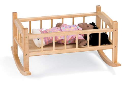 - Jonti-Craft 6307JC Traditional Doll Cradle