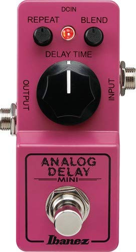 (Ibanez Analog Delay Mini Pedal)