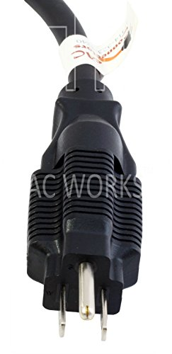 AC WORKS 15 to 20Amp 125Volt T-Blade Adapter (2PK-Compact) by AC WORKS (Image #4)