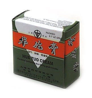 Hua Tuo Gao Cream (K149) de la phytothérapie chinoise