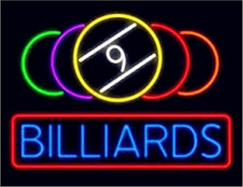 Ball Billiards Neon Sign - 9