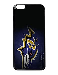 """Baltimore Ravens Hard Snap On Protector Sport Fans Case Cover iPhone 6 Plus 5.5"""" inches by DyannCovers"""