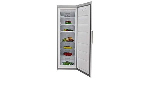 Sharp sj-s1251e0i armario congelador: Amazon.es: Grandes ...