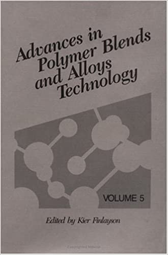 Book Advances in Polymer Blends and Alloys Technology, Volume V: v. 5 (Advances in Polymer Blends and Alloys)