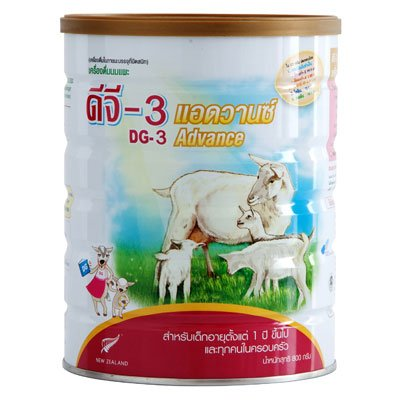 DG3 Advance Goat Milk Powder 800g. product thailand by ZEN Market