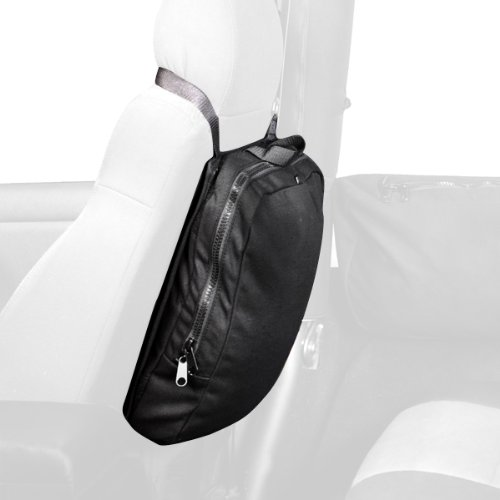 Rugged Ridge 13551.26 Seat Back Trail Bag (Seat Roll Rugged Work)
