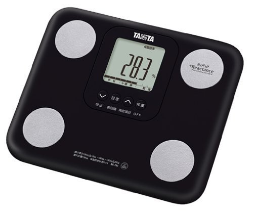 TANITA BC-751-BK InnerScan Body Composition Diet Monitor by TANITA