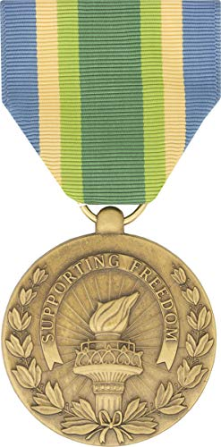 ML-F1315, Armed Forces Civilian Service, Full Size MEDALS