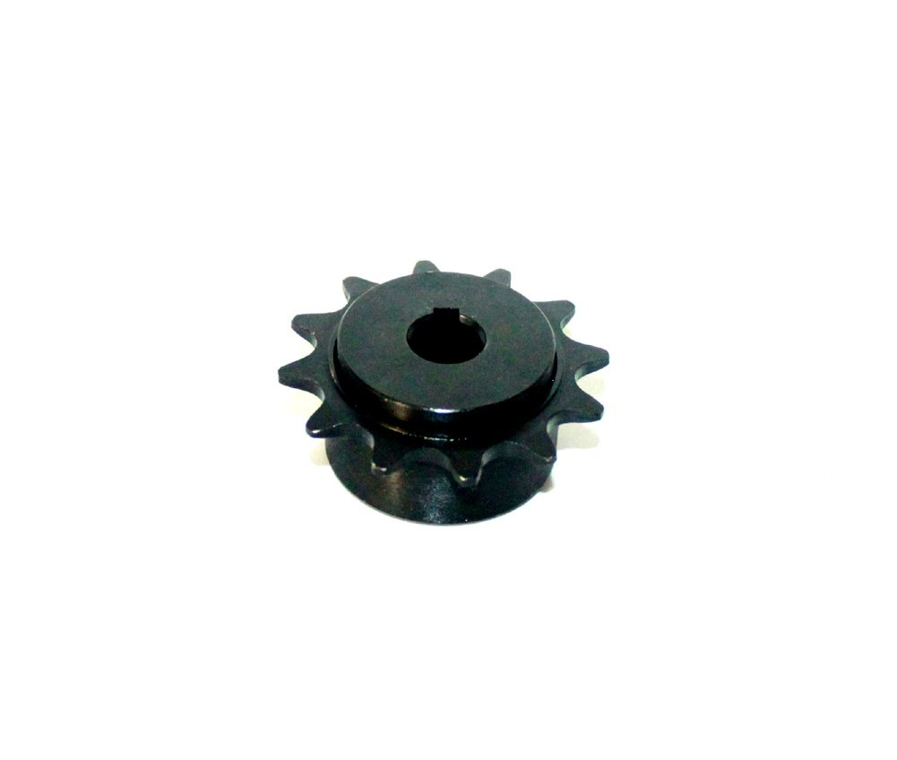 12 Teeth Bicycle Chain Sprocket For Electric Bike Motor MY1016Z 12T Flywheel For MY1018 Customized Mid-drive Motor 12T Freewheel