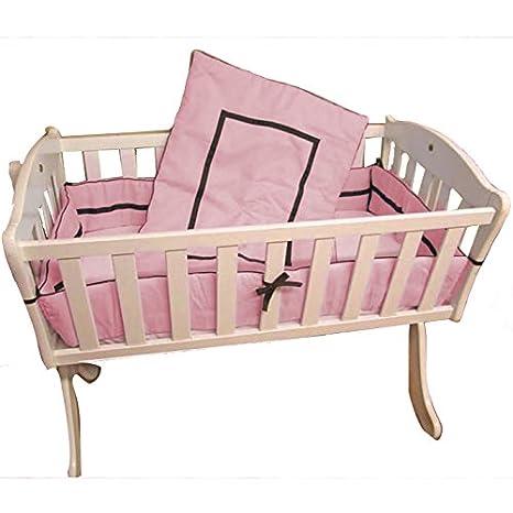 18 x 36 Babykidsbargains Friendship Cradle Bedding Blue