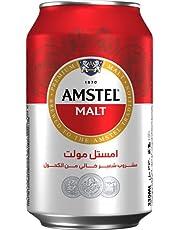 مشروب شعير خالي من الكحول من امستيل زيرو - 330 مل