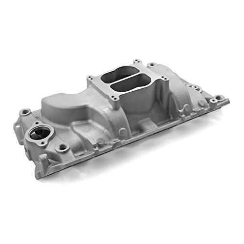 Bbc Intake Manifold (Procomp Electronics PCE147.1031 Holeshot Intake Manifolds, Carbureted)