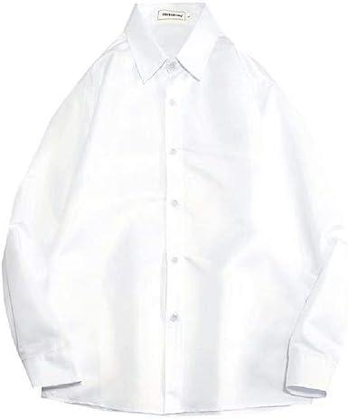 Yuansufeng - Camisa japonesa suelta para hombre, estilo Hong ...