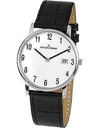 Jacques Lemans VIENNA 1-1848B Mens Wristwatch Flat & light