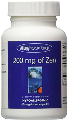 - Allergy Research Group - Zen 200 mg 60 vcaps