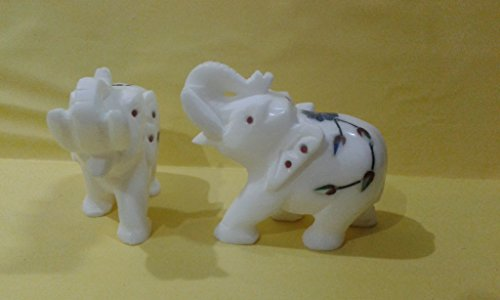 Stone Carving Home Decorative Handpainted Sculptures 2.5