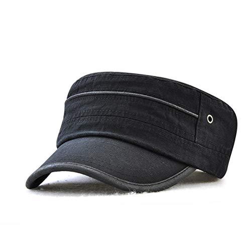 de Sombrero B los al Hombres Libre Salvaje Moda hat ejército B de Aire Plano de Sombreros qin GLLH Sombrero wzAw0U