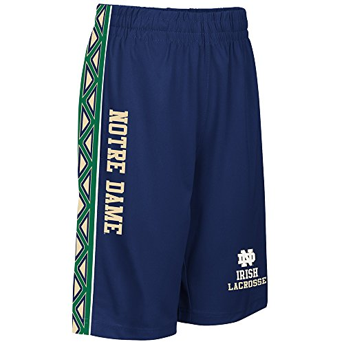 Notre Dame Fighting Irish Lacrosse Shorts -Youth-MD