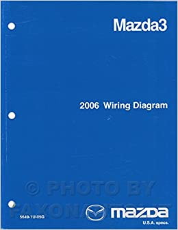 2006 mazda 3 wiring diagram original mazda3 mazda amazon books asfbconference2016 Image collections