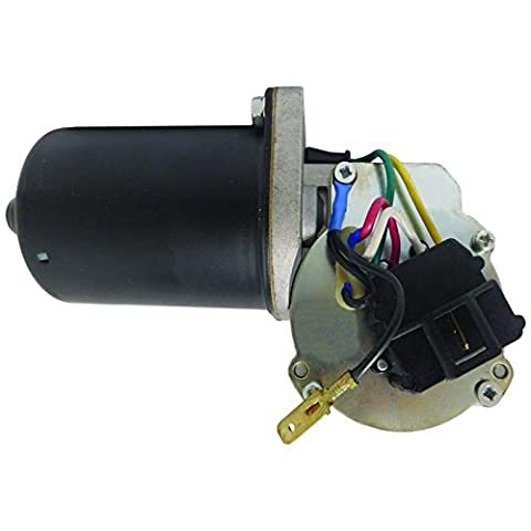 Parts Player New Wiper Motor For Dodge Ram 1500 2500 3500 4500 1997 1998 1999 55076549 AC - 97 Dodge Ram 1500 Pickup