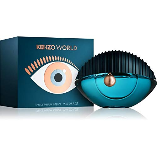 Kenzo World Perfume By Kenzo Eau De Parfum Intense Spray For WOMEN 2.5 FL. OZ./75 ML