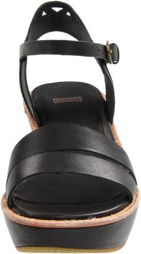 Camper Damas - Sandalias de Vestir de cuero Mujer negro - negro