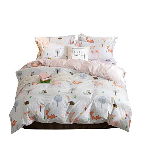 BuLuTu Bedding Woodland Closure Pillowcases product image