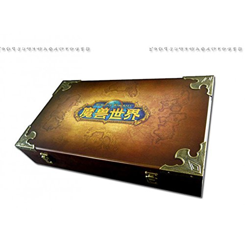 World of Warcraft Chinese Mahjong Game Set | Collector's Edition