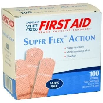 Band-Aid Flexible Extra Large Bandage - 10 per box - LD ...