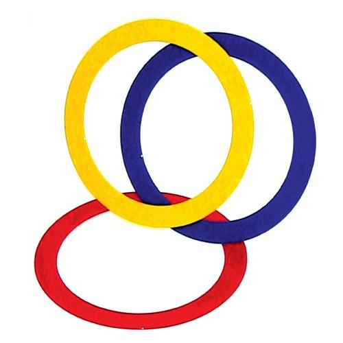 Juggling Rings Set - 2