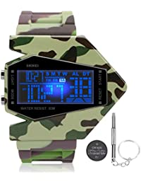 Boys Watches for Kids Ages 5-7 8-13 Years Led Toys Digital Military