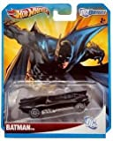 Hot Wheels 2012 DC Universe Batman (Batmobile) 1:64 Scale.