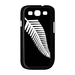 Samsung Galaxy S3 9300 Cell Phone Case Black Newzealand Rugby Logo nobx
