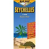Seychelles (B&B Road Maps)