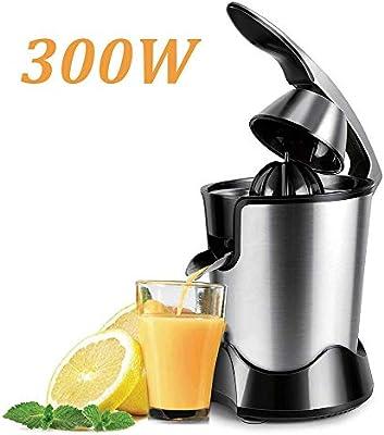LONGH Exprimidor tainless Acero Naranja Limón Determinado 300W ...