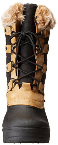 Tundra Black Winter Boot Women's Tan Augusta w7OqfxY