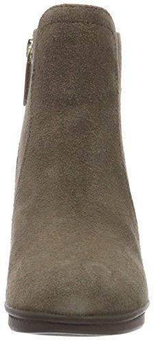 Femme Bottes Classiques 8b Hilfiger J1285akima 906 Mink Marron Tommy Braun wAxgq