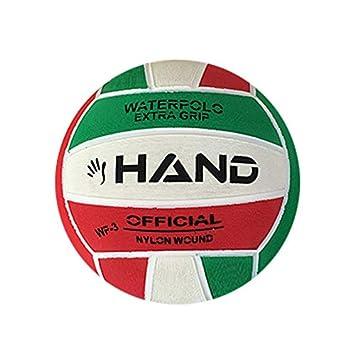 Hand Sport - Balón de Baloncesto (Talla 3), Color Verde/Blanco ...