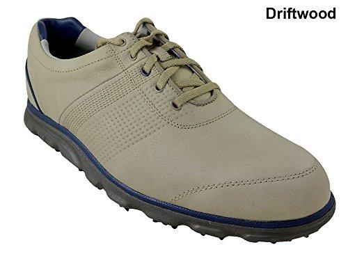New FootJoy Dry Joys Casual Golf Shoes Driftwood 10 Medium