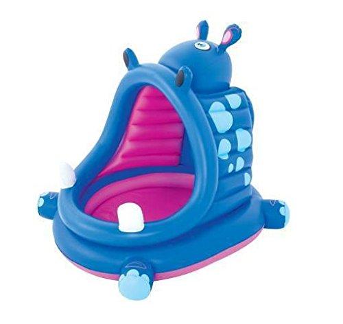 Niño Baby Piscina 112 x 99 x 97 hipopótamo hinchable bes363 ...