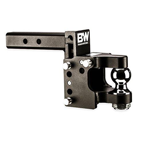 B&W TS10055 Pintle Receiver Hitch Ball Mount