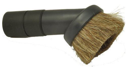 Dust Care Backpack, Shop Vac, Commercial Vacuum Cleaner 1 1/2'' Wand Fitting Dust Brush by Dust Care