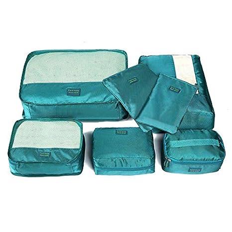 Amazon.com: Elekin - Juego de 7 cubos de embalaje ...