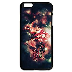 Future Diary Interior Case Cover For IPhone 6 Plus - Fashion Shell by runtopwell