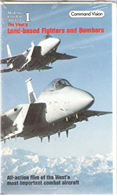 Modern Combat Aircraft 1: The West's Land-based Fighters and Bombers